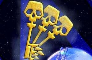 16 llaves doradas BORDERLANDS: PRE-SEQUEL, 2 y 3 (PS4/ XBox One/ PC)
