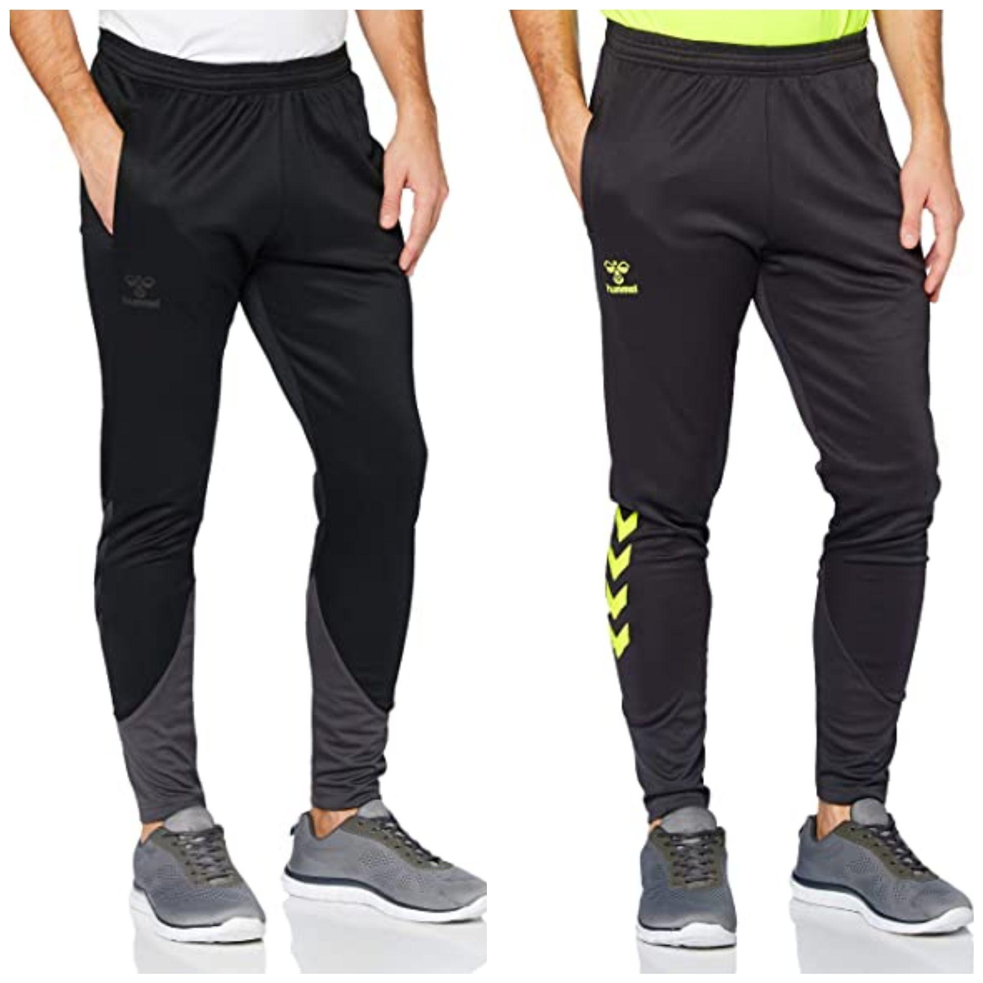 Pantalón entrenamiento Hummel (S y XL)
