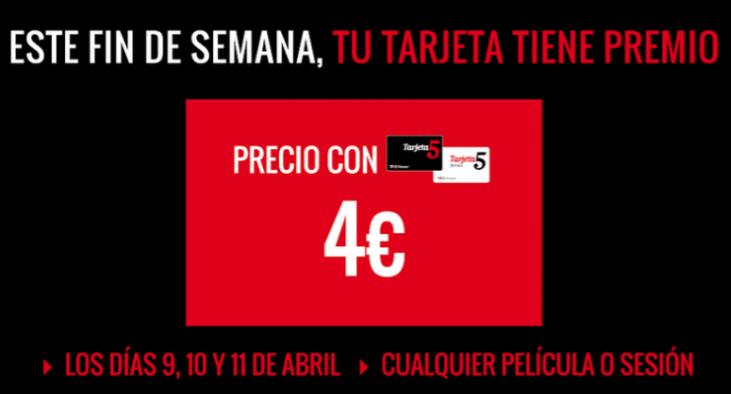 Fiesta del cine en Toledo
