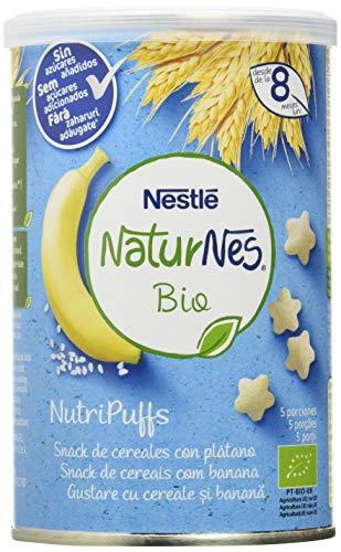Nestlé Naturnes Bio Nutri Puffs 5 unidades