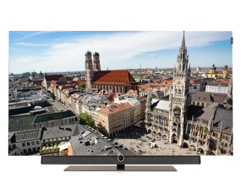 TV OLED 65'' Loewe Bild 5.6 UHD 4K, HDR, DR+ 1 TB, Wi-Fi y Smart TV