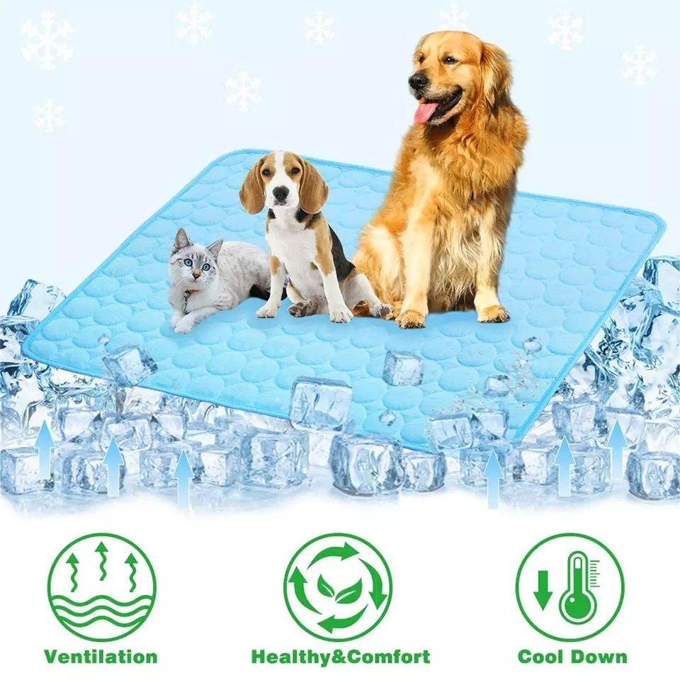 Alfombra refrescable para perros/gatos