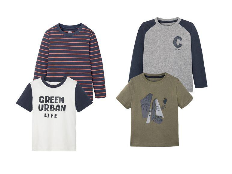 Conjuntos camisetas niño