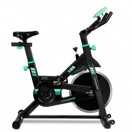Bicicleta Indoor profesional PowerActive de Cecotec