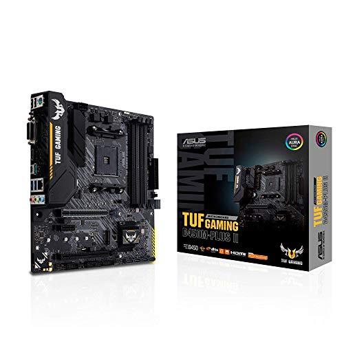 Asus TUF Gaming B450M-Plus II placa base