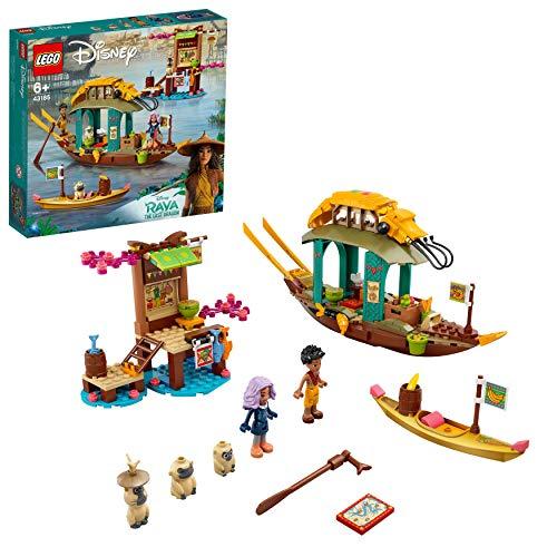 Barco de Boun LEGO Disney