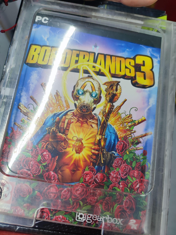 Borderlands 3 PC - Mediamakrt CC Nivaria
