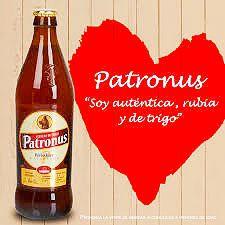 3X2 en cerveza Patronus