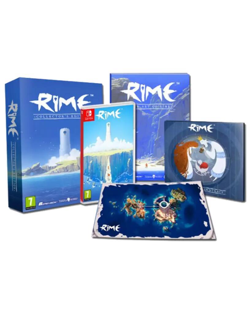RiME Edición Coleccionista Switch