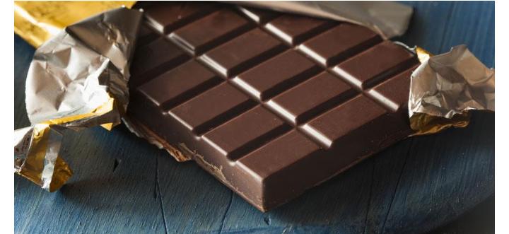 Recopilación de chocolates