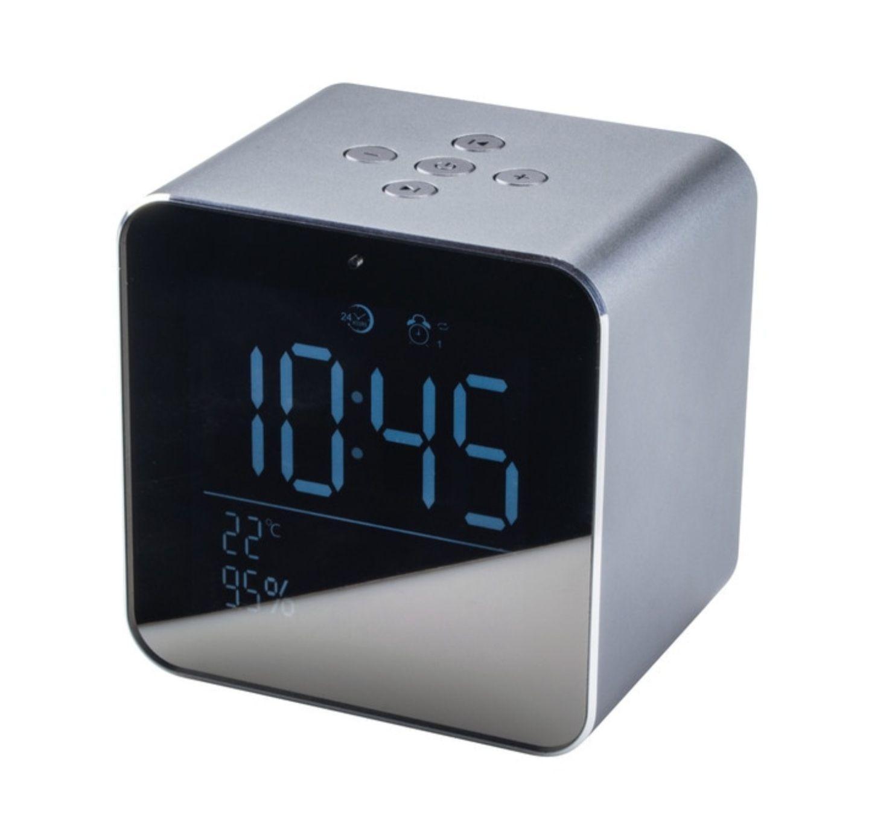 DAEWOO Altavoz Daewoo DBT-305G Bluetooth con reloj