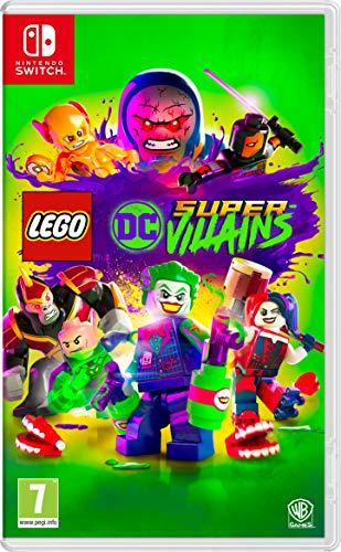 Lego DC super villanos - Nintendo switch- Amazon Uk
