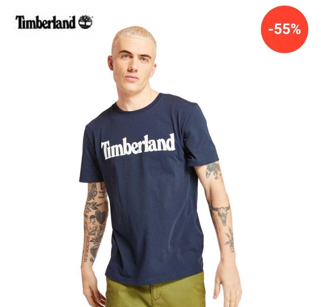 Camiseta Timberland Kennebec River Brand
