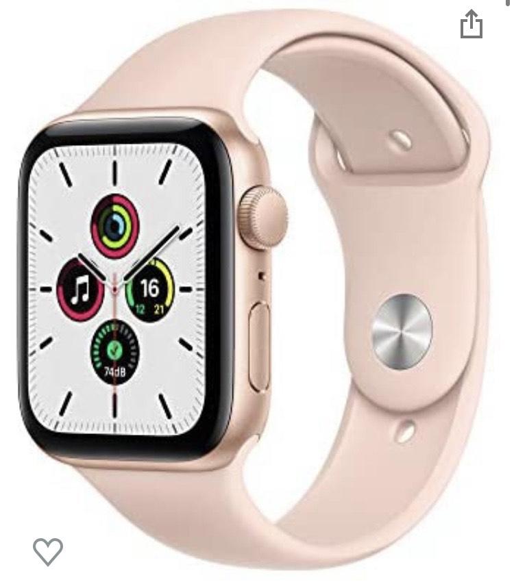 Apple Watch SE GPS, 44 mm