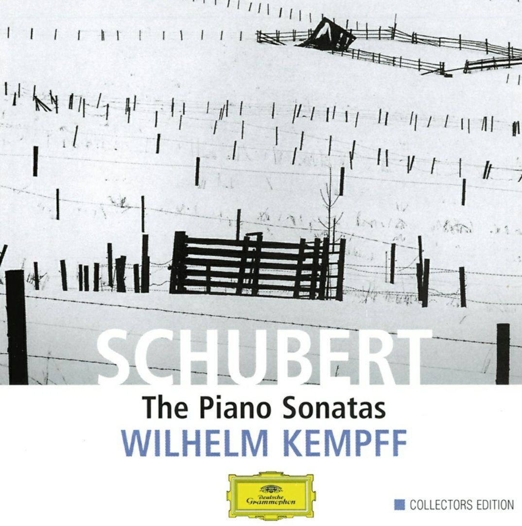 Schubert: The Piano Sonatas (Pack 7 CD de música)