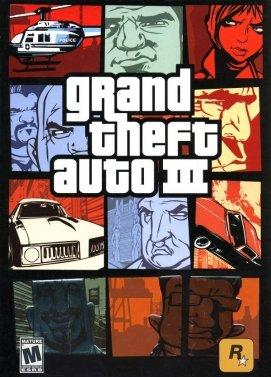 Grand Theft Auto III (GTA III) Steam a solo 1.08