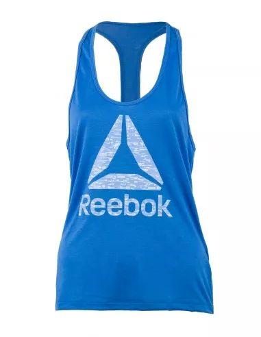 Reebok Performance - Camiseta sin mangas XS al 65%