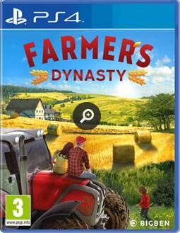 Farmers Dynasty Playstation 4 (Fnac)
