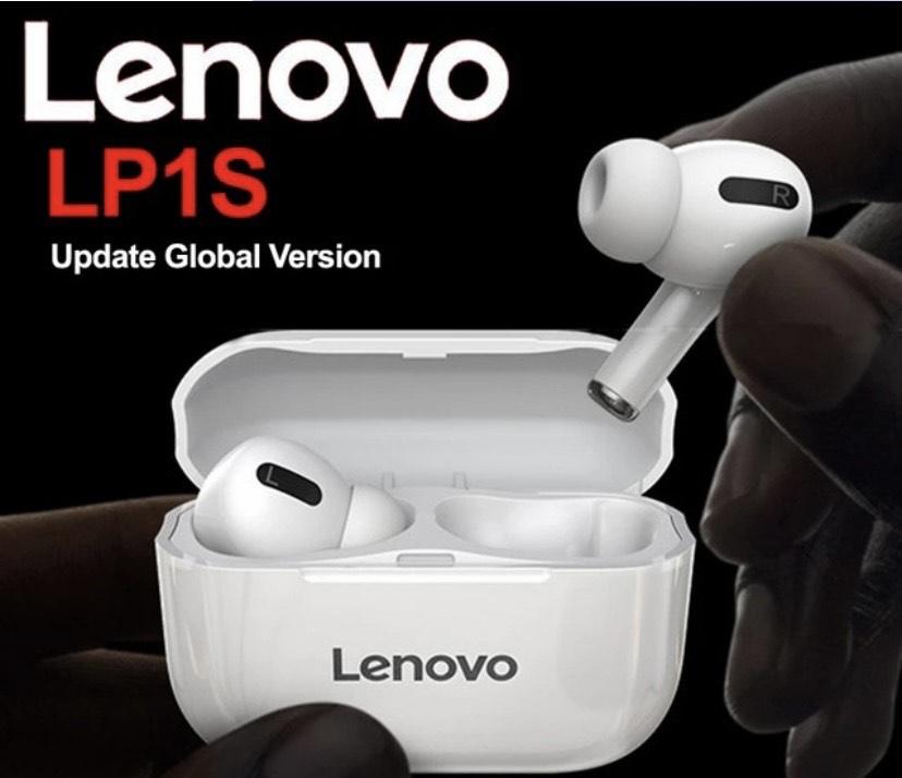Auriculares inalámbricos Lenovo LP-1S TWS desde España
