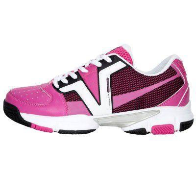 Zapatillas de pádel Vairo Tour Pink / White / Black (N° 41 y 42)