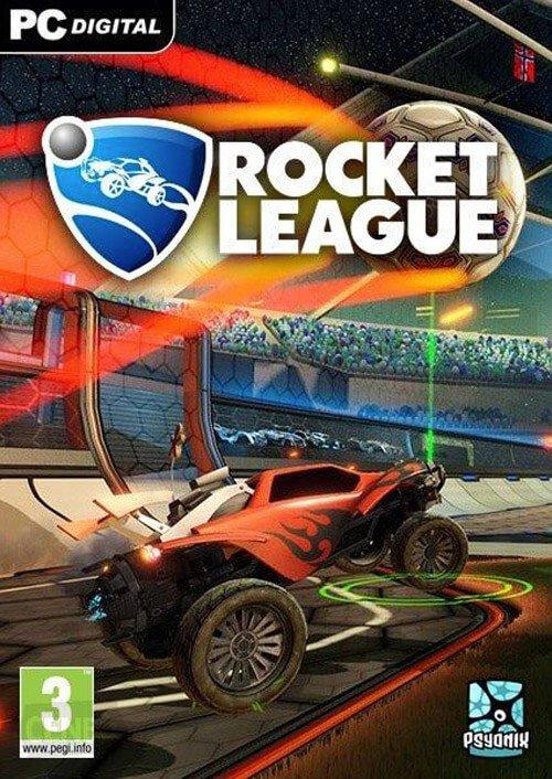 Rocket League (PC) por menos de 6€