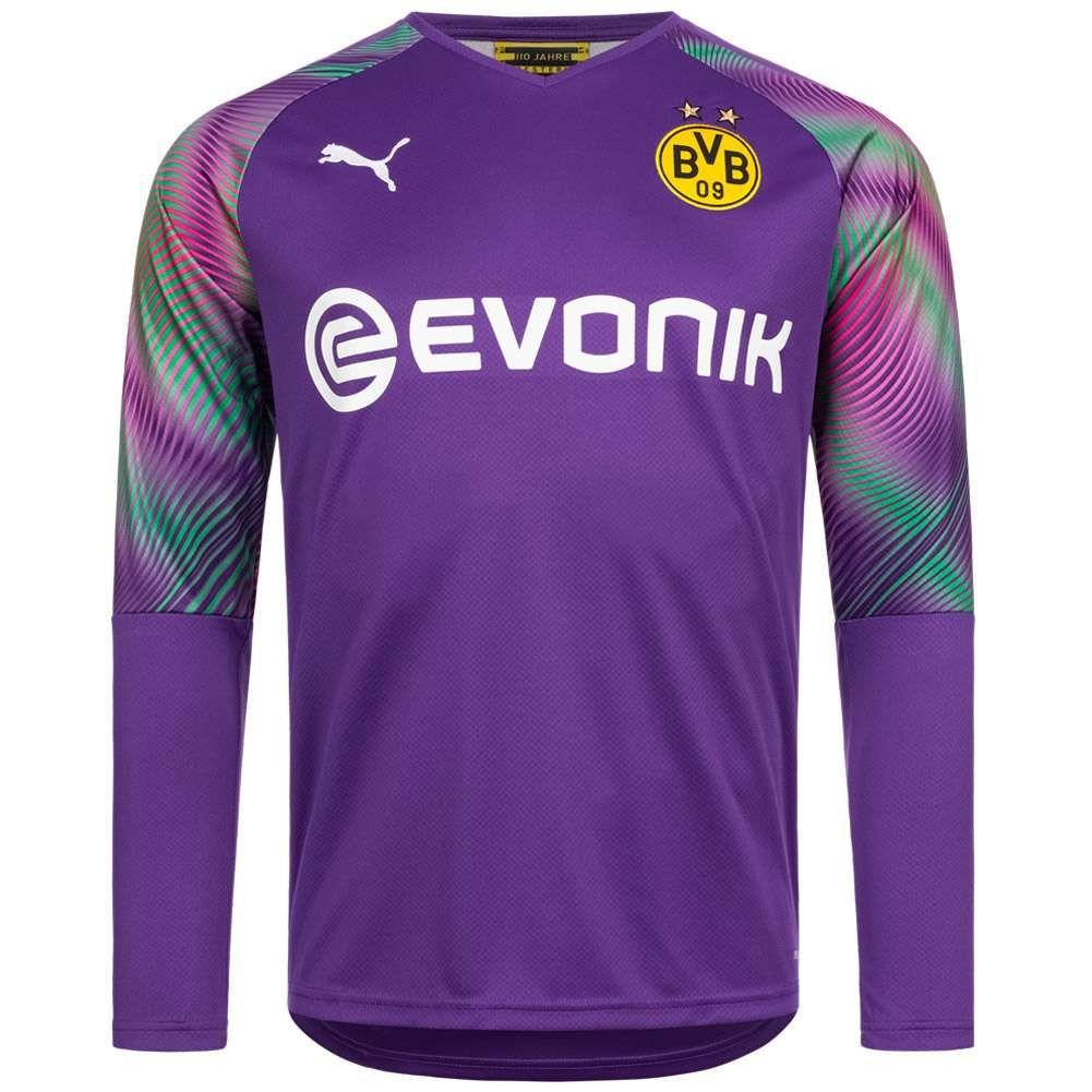 Borussia Dortmund PUMA Hombre Camiseta de portero