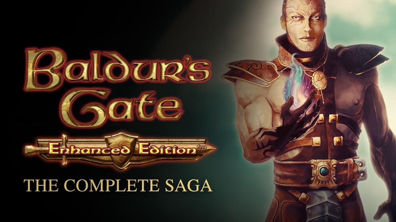 Baldur's Gate: The Complete Saga (Steam)