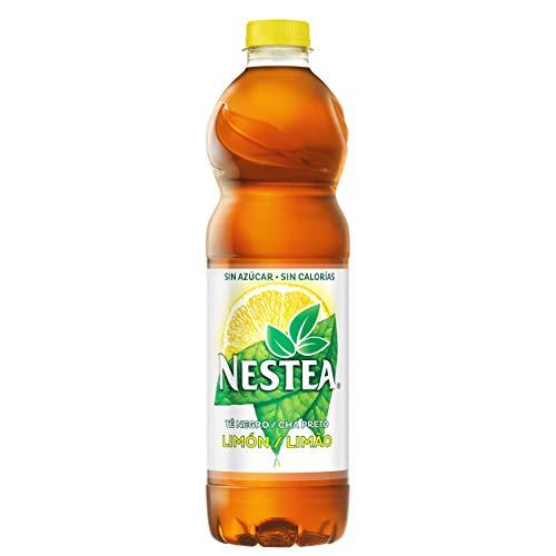 Nestea Té Negro Limón sin Azúcar Refresco de Té sin Gas, 1.5L