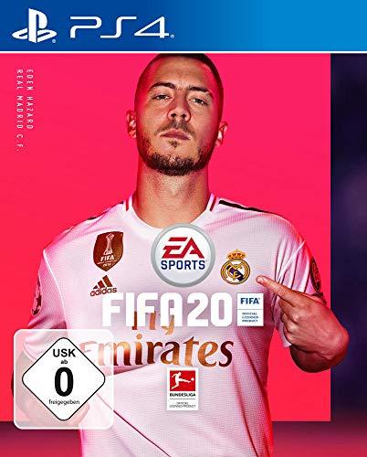 Fifa 20 PS4 reaco