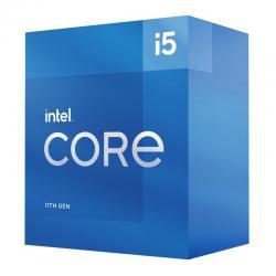 Intel i5 11400f 6 núcleos - 12 hilos sin gráfica integrada