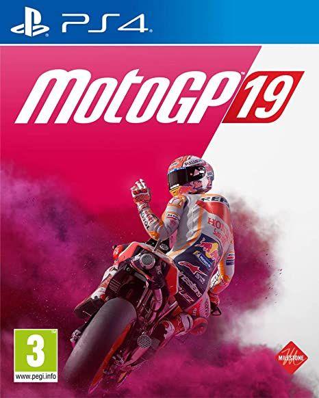 Moto GP 19 (PS4)