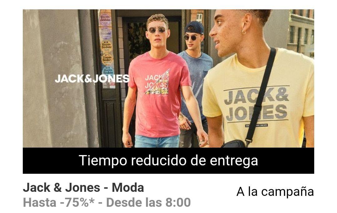 Jack & jones - 75% en Zalando privé