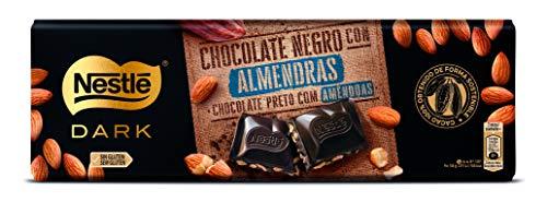 Nestlé Dark Tableta Almendras, 15 x 270g