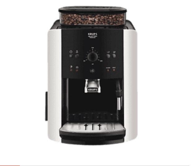 Cafetera superautomática - Krups Espresseria Arabica Quattro Force EA8118,