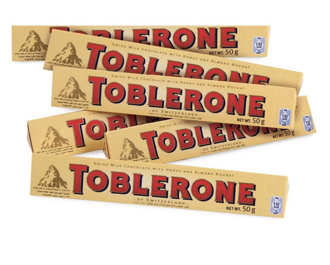 Toblerone (6x100gr.)