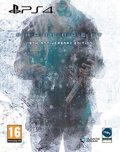 PS4 - Fahrenheit 15Th Anniversary Edition