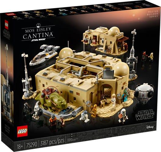 LEGO Star Wars - Cantina de Mos Eisley