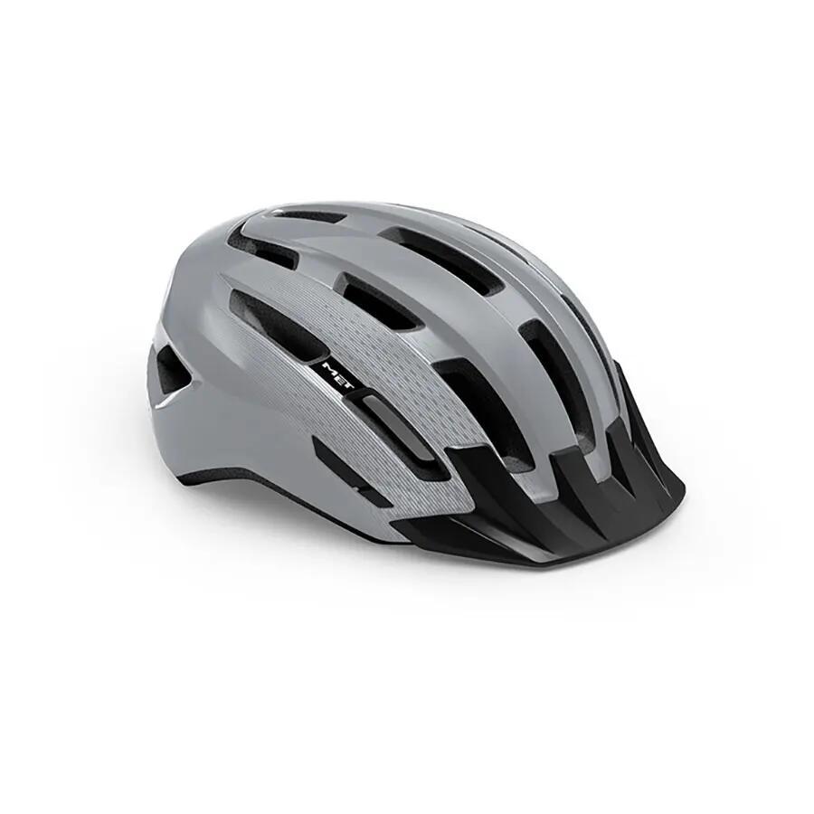 Casco de gran calidad y seguridad para ciclismo marca MET con sistema MIPS