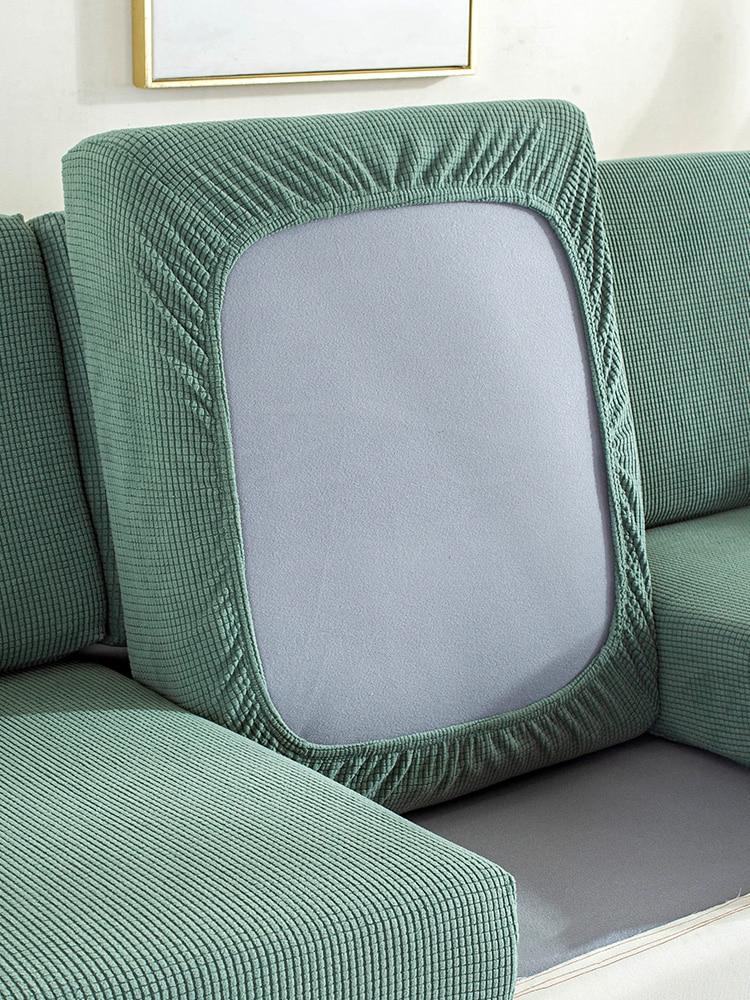 Funda de cojín de sofá ajustable