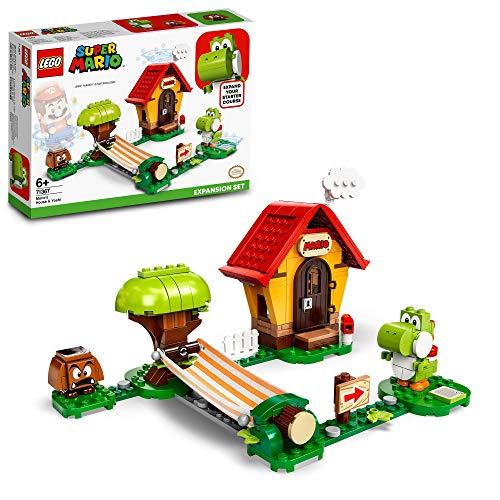 LEGO Super Mario: Set de Expansión: Casa de Mario y Yoshi