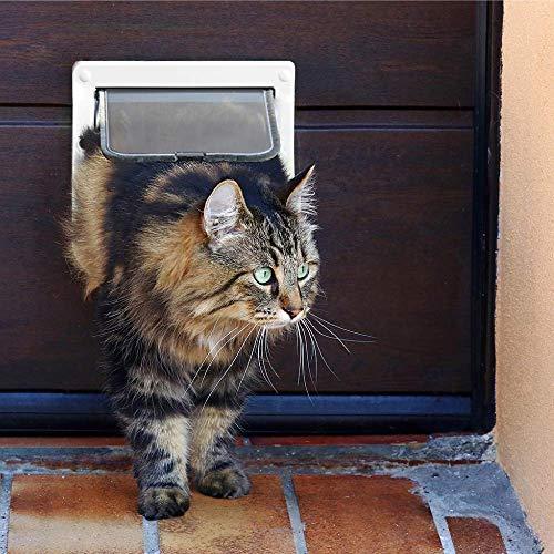 Puerta para mascotas para manitas, con 20% dto. Sólo 10 horas