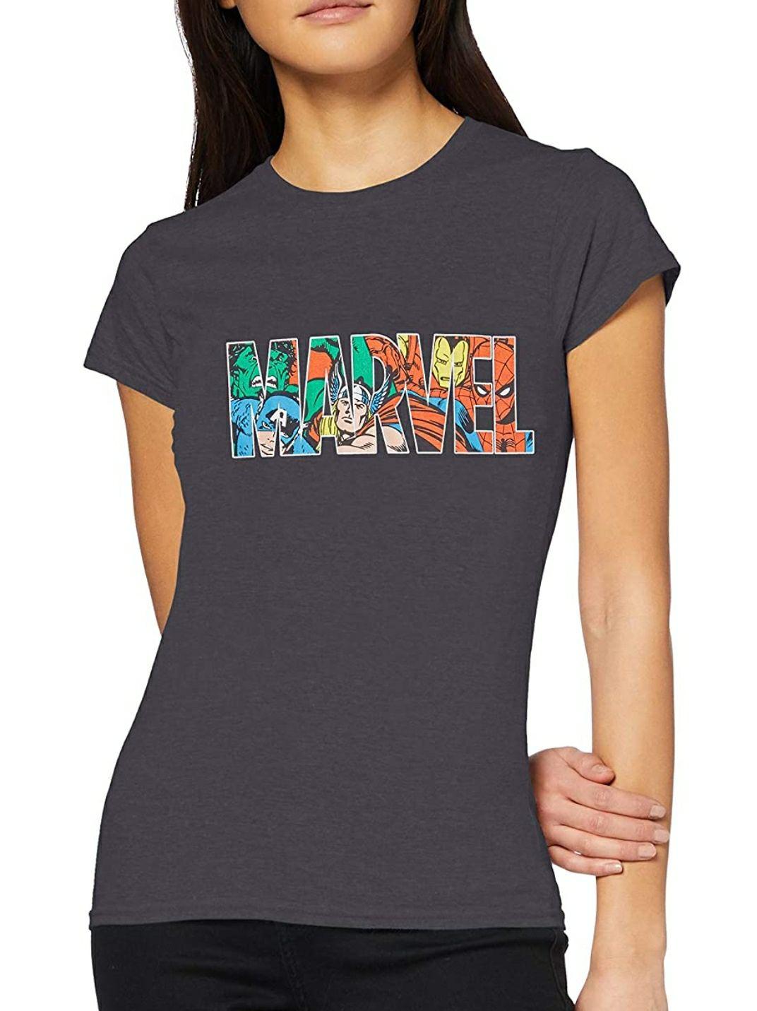 Camiseta MARVEL - Talla XXL