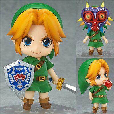 Nendoroid de Link (Zelda Majora's Mask)