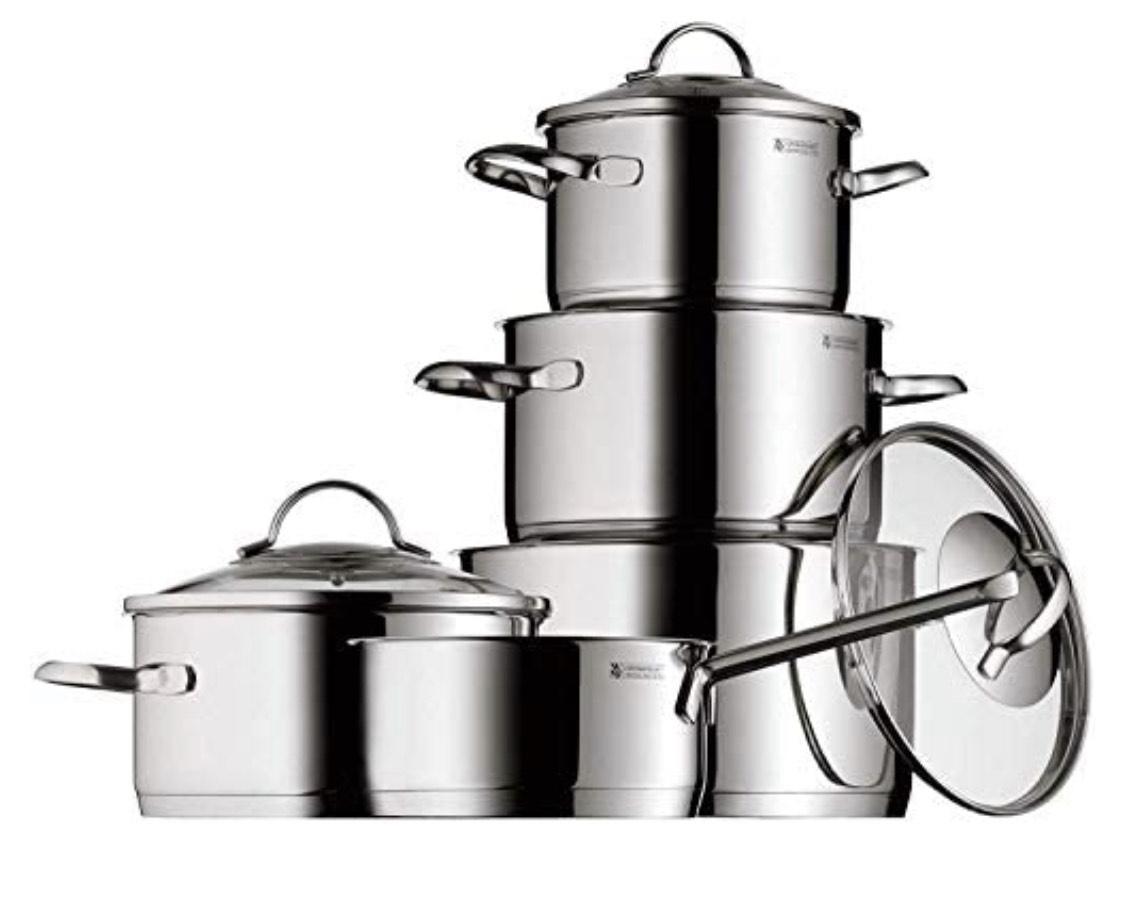 Batería de cocina WMF provence plus 5 piezas