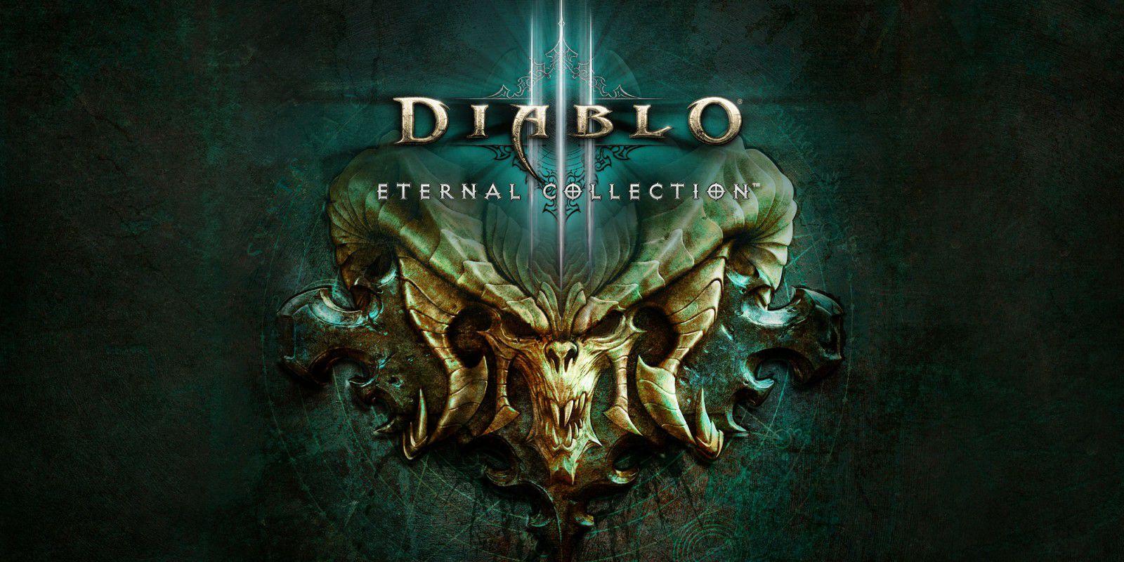 Diablo III Eternal Collection eshop RUSIA y España