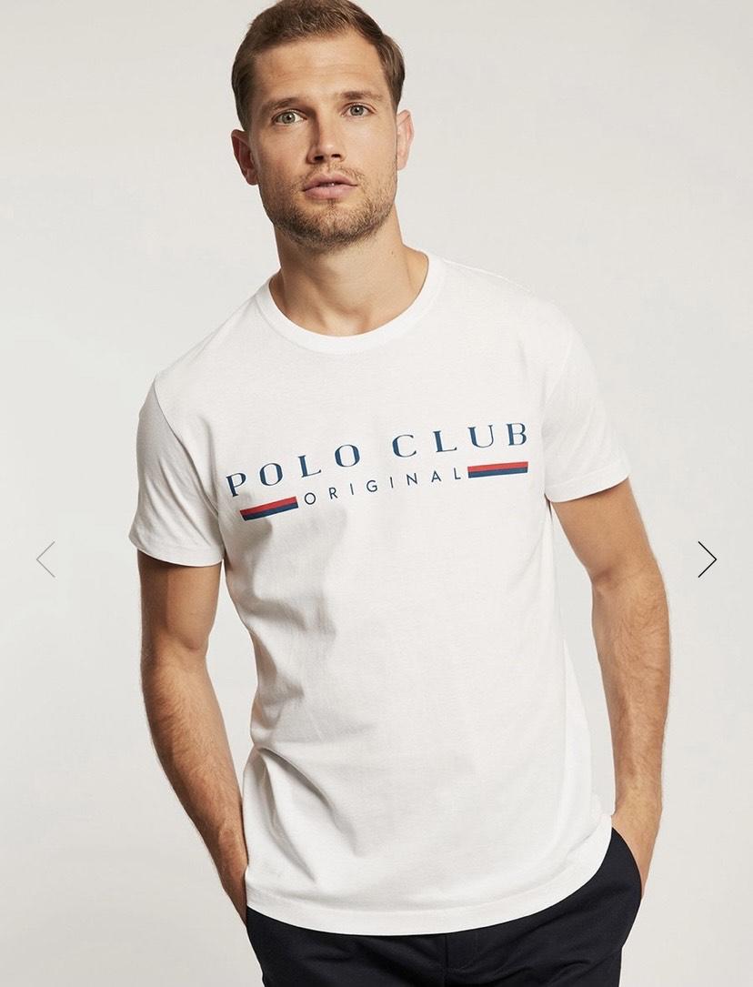 Camiseta Polo Club