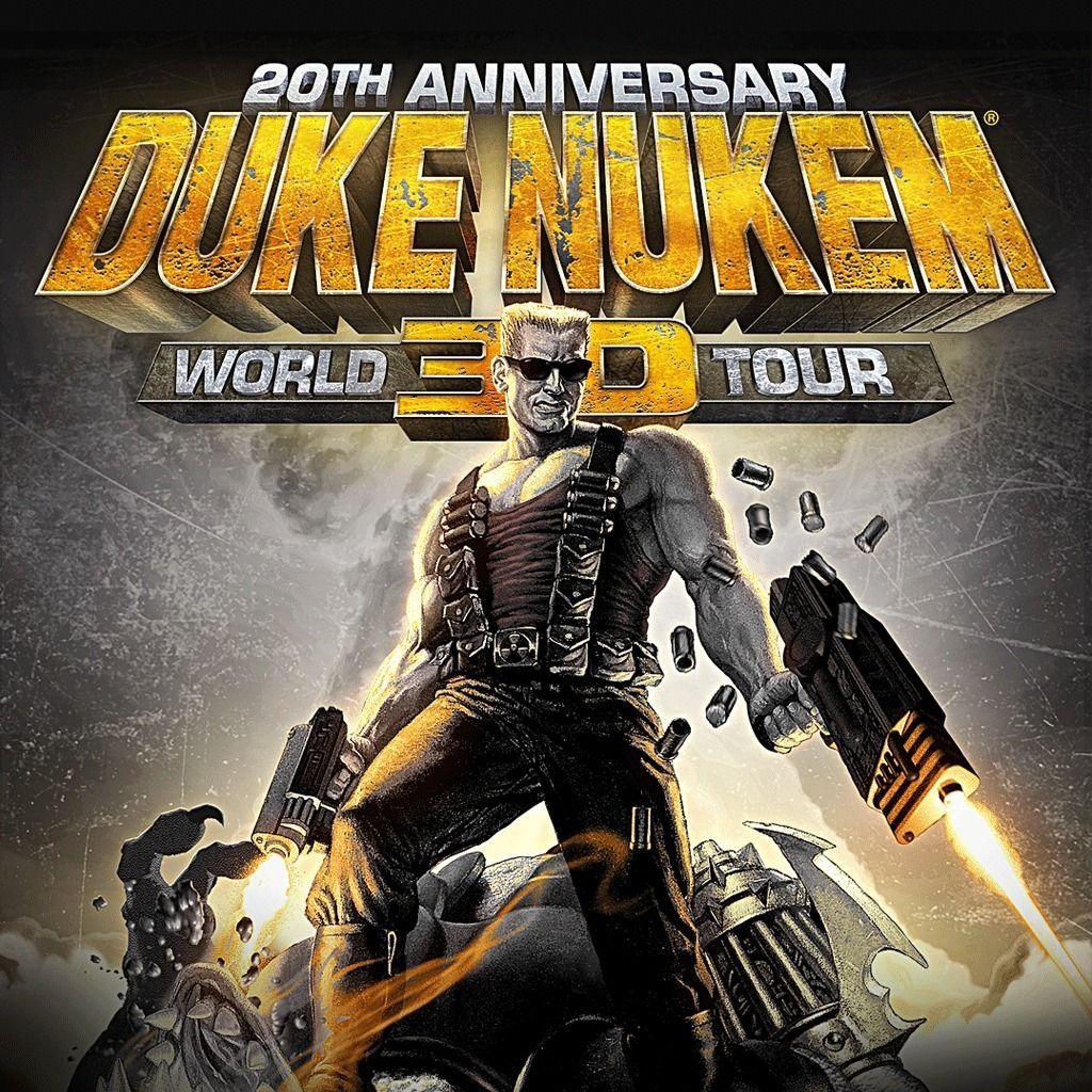 Duke Nukem 3D: 20th Anniversary World Tour (Steam Global)
