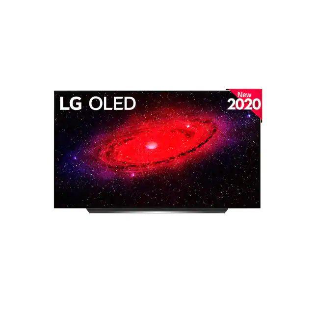 "LG TV OLED 194,7 cm (77"") LG OLED77CX6LA 4K con Inteligencia Artificial, HDR Dolby Vision IQ y Smart TV"
