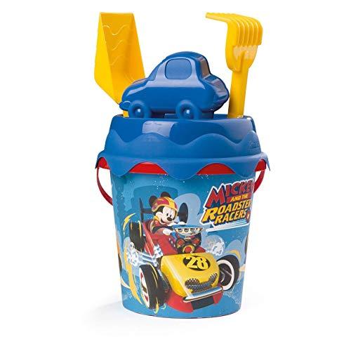 Cubo de playa Mickey Mouse