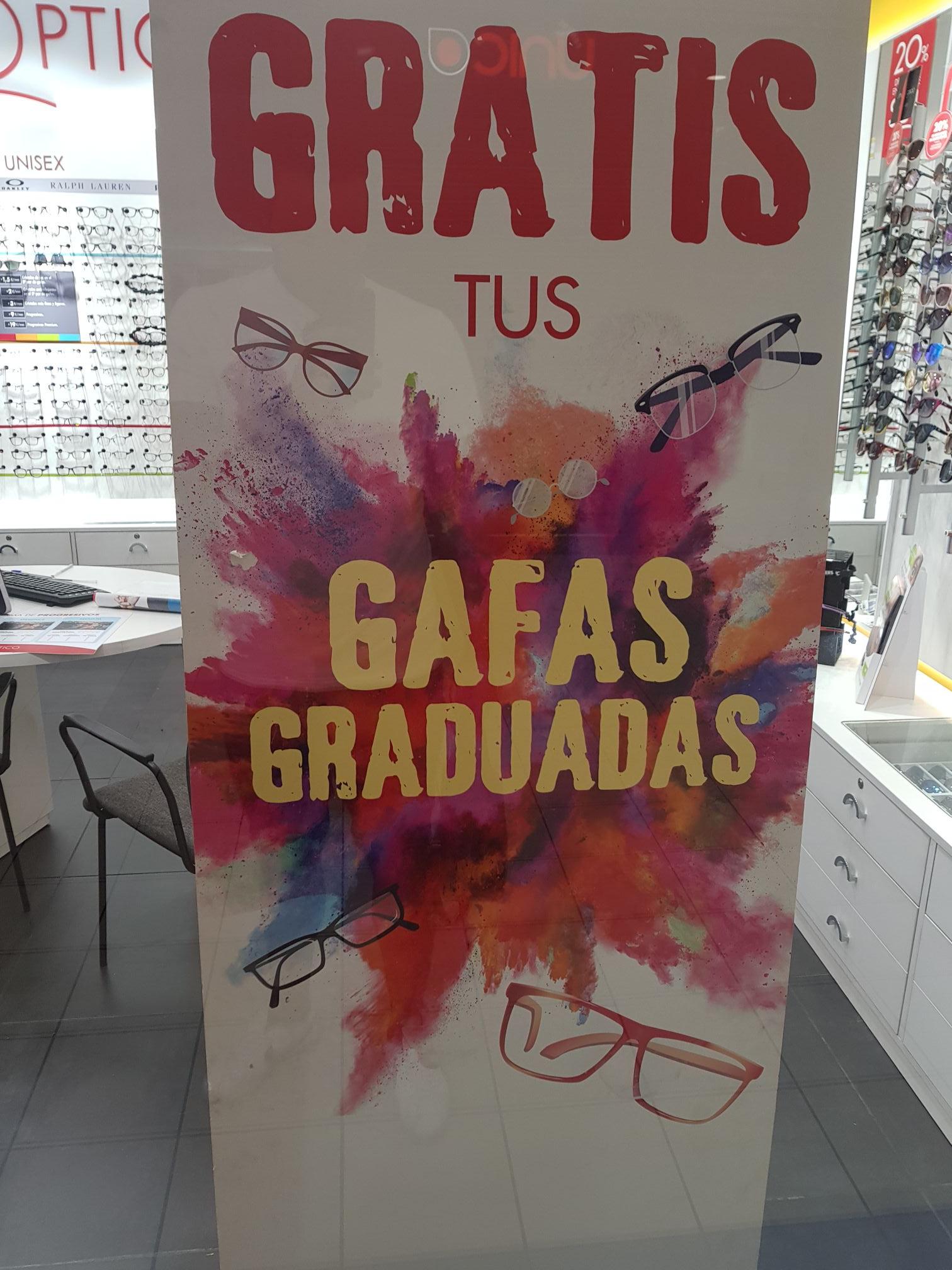 Tienda ''Mi optico'' C.c Las Rosas(MADRID)